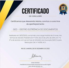 A Certificação Pelo Mec