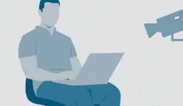Treinamento sob demanda Crie cursos online no formato VÍDEO - celular, câmera, tripé, iluminação